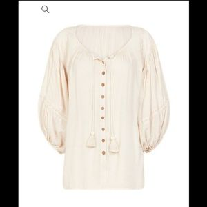 Spell Lottie Botanically Dyed Blouse